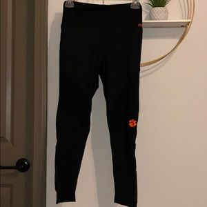 Clemson Mesh Leggings